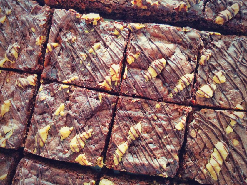 peanut butter brownie 2